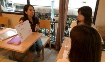 【感想レポ 7/5】おまたぢからⓇを上げる、経血コントロール講座!