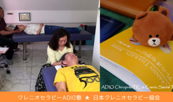 今月のクレニオセラピー ADIO塾☆卒業生・入塾生もぞくぞく!