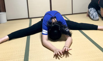美丹田エクササイズ・開脚練習会は、驚きの6時間!!