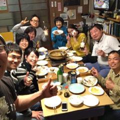 美味しい楽しい一日♡ ~Takeshi's Bar☆寒ブリの会~