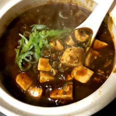 【ADIOまかない】麻婆豆腐