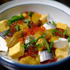 【ADIOまかない】海鮮玉手箱丼