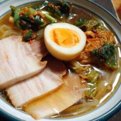 【ADIOまかない】牛すじスープで作った、盛岡冷麺